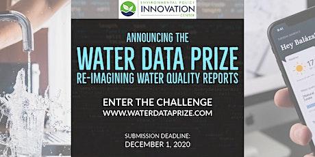 Water Data Prize Information Webinar tickets
