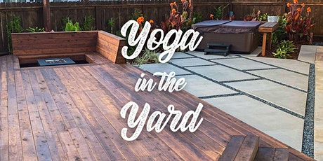 Yoga in the Yard tickets
