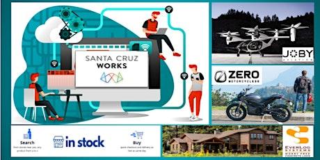 Santa Cruz Works New Tech October 2020 tickets