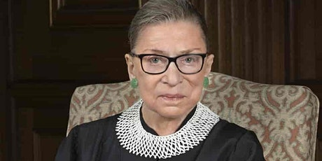 Ruth Bader Ginsburg's Legacy and the Supreme Court's Future tickets