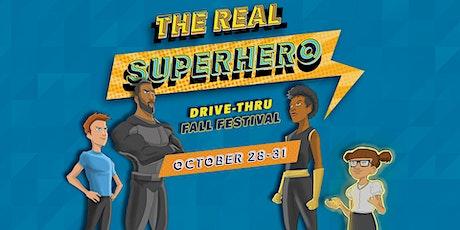 GCC Presents:  A Drive-Thru Fall Festival: The Real Superhero tickets
