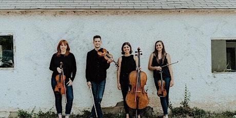 Backporch Series: Altius Quartet tickets