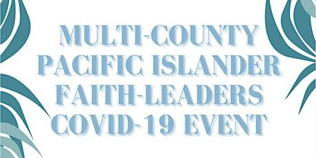 Multi-County Pacific Islander COVID-19 Event tickets