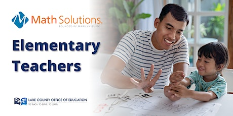 Lake County Math Solutions - Elementary Teachers tickets