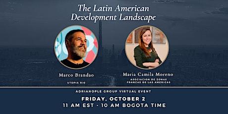 Latin American Development Landscape tickets