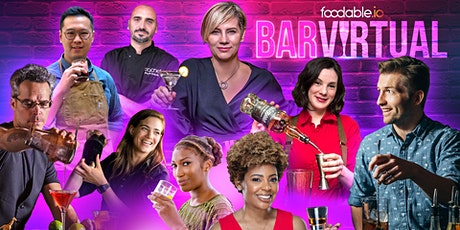 Bar Virtual | Cocktail & Bar Expert Virtual Event with Live Q&A! tickets