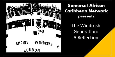 The Windrush Generation: A Reflection tickets