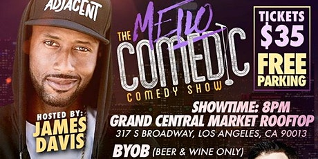 The MelloComedic Comedy Show tickets