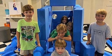 Kids PLAYce at The Center and On-the-Go | Partner Visit tickets