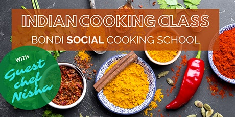 Beginners Indian Cooking Class with a Conscience feat. Guest Chef Nisha tickets