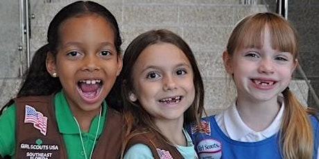 Drive-thru Girl Scout Experience at Camp Greene Wood! tickets