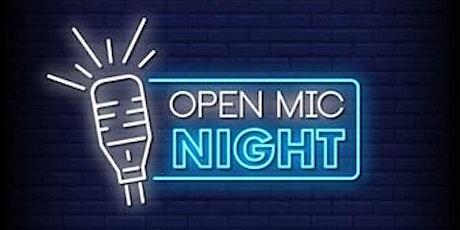 Themed Thursday Open Mic Night tickets