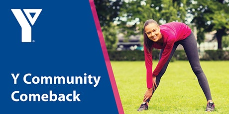 Move To Give Outdoor Class | Walking Club | Jamie Platz Family YMCA tickets