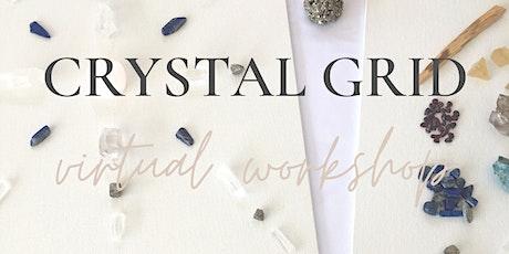 Crystal Grid Virtual Workshop tickets