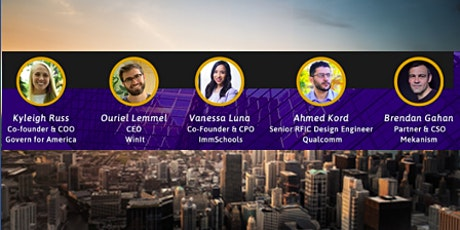 """Lifograph Speaker Series: Journey to """"Forbes 30 under 30"""" with 5 honorees tickets"""