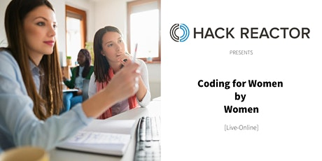 Coding for Women by Women tickets