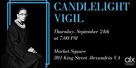 RBG Vigil tickets