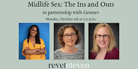 Midlife Sex: The Ins and Outs tickets