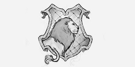 60min Harry Potter Sketching -  Gryffindor Crest @11AM (Ages 6+) tickets