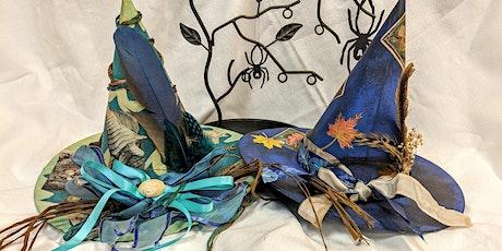 Make and Take Halloween Craft tickets