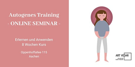 Autogenes Training ONLINE SEMINAR - Starttermine 2. Halbj. 2020 Tickets