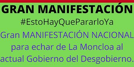 #EstoHayQuePararloYa entradas