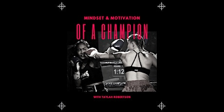 Train with a Champion - Taylah Robertson tickets