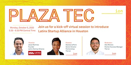 Introduction to the Latinx Startup Alliance tickets