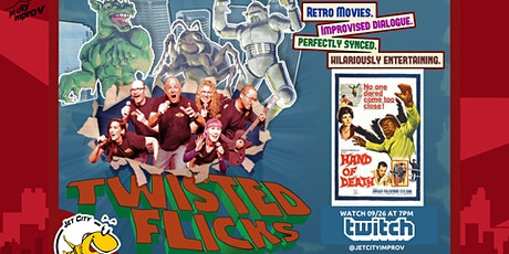 Twisted Flicks: Hand of Death tickets