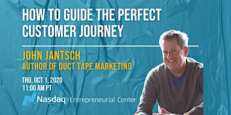 How to Guide the Perfect Customer Journey with John Jantsch tickets
