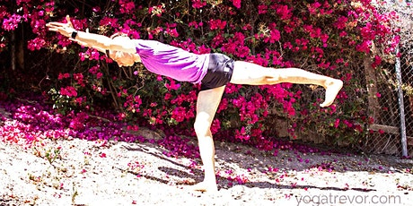 Trevor's Zoom Yoga Class, Saturday October 3rd, 9:30am tickets