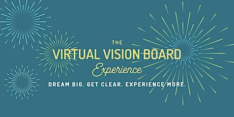 Dream Big Vision Board Experience tickets