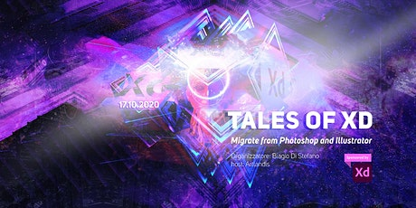 TALES OF XD - Migrate from Photoshop and Illustrator biglietti