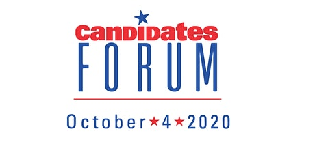 2020 Candidates Forum tickets