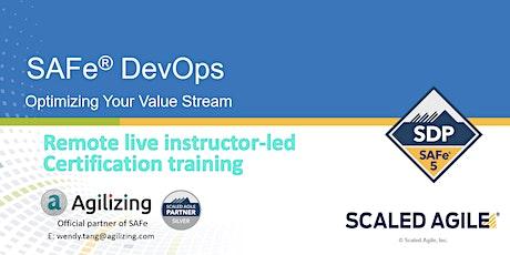 SAFe DevOps Certification - 2 days