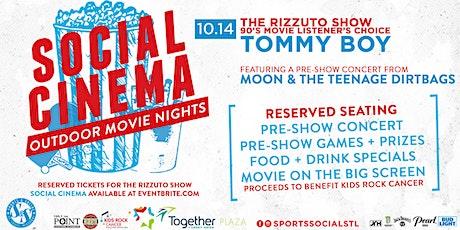 Social Cinema: Tommy Boy tickets