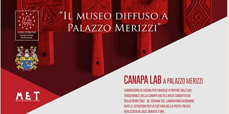 Canapa Lab a Palazzo Merizzi biglietti