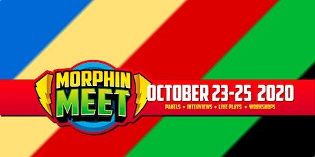 Morphin Meet tickets