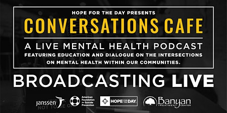 Conversations Cafe: Gaming For Mental Health tickets