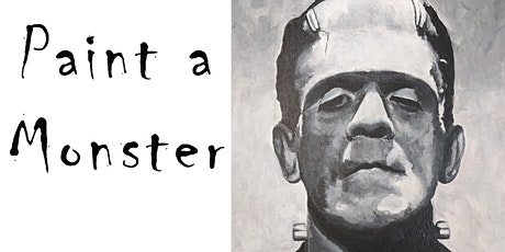 Paint a Monster tickets