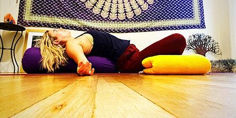 Virtual Reiki Restorative with Yoga Nidra tickets