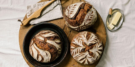 Virtual Sourdough Class tickets
