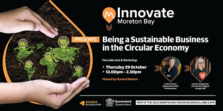 Being a Sustainable Business in the Circular Economy tickets