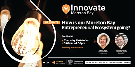 Panel presentation: How is our Moreton Bay Entrepreneurial Ecosystem going? tickets