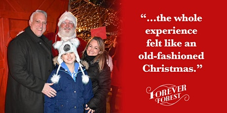 Forever Forest 2020 Interactive Magic of Christmas Virtual Experience tickets
