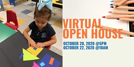 ISA Virtual Open House tickets