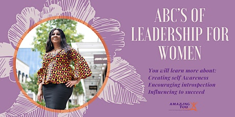 The ABC's of Leadership for Women tickets
