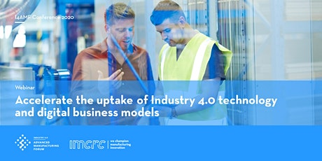 Accelerate the uptake of Industry 4.0 technology and digital business model tickets