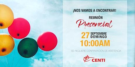 CENTI Georgia: Apertura tickets