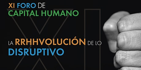 XI Foro Capital Humano Uruguay tickets
